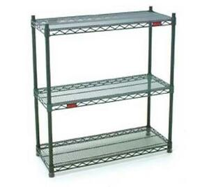 Eagle Group Commercial Double mat Wire Storage Shelving Unit 18 X 36