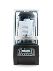 Vitamix 36019 The Quiet One 48oz On counter Bar Smoothie Blender 3 Hp