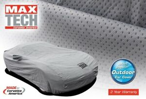 84 90 Corvette C4 Max Tech Indoor Or Outdoor Car Cover Custom Fit New