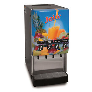 Bunn 37300 0023 4 Flavor Frozen Juice Machine With Display Portion Control