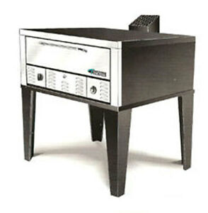 Peerless Ovens 3 Door Electric Pizza Oven Three 42 X 32 X 7 Hearth Decks