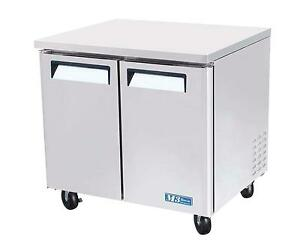 Turbo Air Mur 36 n6 36 Undercounter Cooler Stainless 9 5 Cu ft Refrigerator