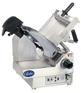 Globe 3975n 13 Electric Globe Premium Food Slicer Automatic 9 speed