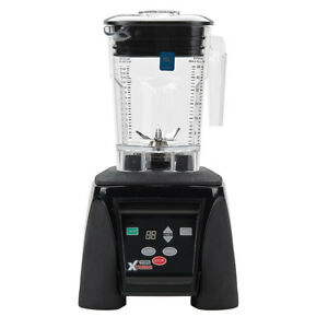 Waring Mx1100xtxp Xtreme Smoothie Bar Blender W Keypad Timer 48oz Container