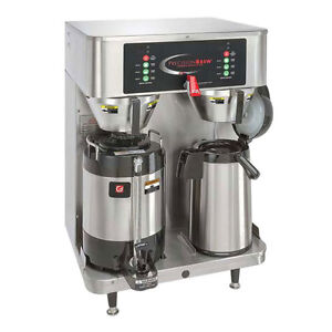 Gmcw Pbvsa 430 Precisionbrew Automatic Digital Dual Shuttle Airpot Brewer