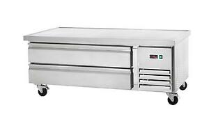 Arctic Air Arcb60 62 Stainless Steel Refrigerated Chef Base