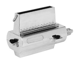 Globe Ct12 Meat Tenderizer Attachment For Cc12 With 33 Knives