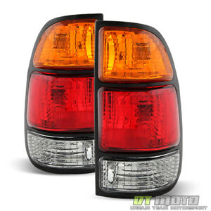 For 2000 2001 2002 2003 2004 Toyota Tundra Pickup Tail Brake Lights Left right