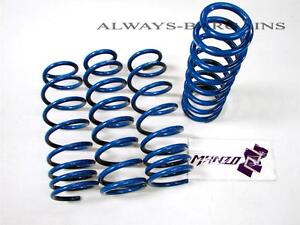 Manzo Lowering Springs Fits Dodge Dart 2013 2016 Sedan New Lsdd 13