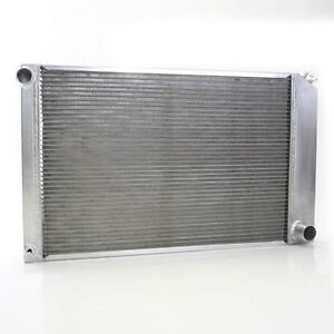 Griffin 8 00010 Performance Fit Radiator For 70 81 Camaro Gm A G Body 26x19 Core