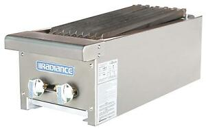 Radiance Tarb 12 12 Counter Top Radiant Gas Broiler 30 000 Btu