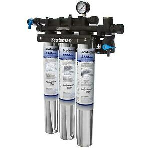 Scotsman Ssm3 p Water Filter System For Ice Cube Machines Over 130