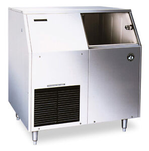Hoshizaki F 300baf Ice Maker Self Contained 303lb Flaker Ice Machine Air Cooled