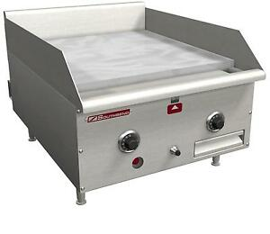 Southbend Hdg 48 48 Gas Griddle Counter Top Thermostatic 120 000 Btu
