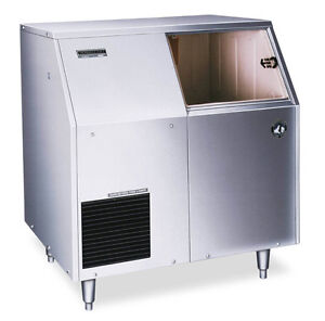 Hoshizaki F 500baj Ice Maker Self Contained 478lb Flake Ice Machine Air Cooled