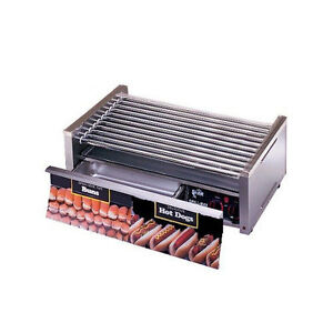 Star 30cbd Grill max Hot Dog Grill 30 Hot Dog 22 Bun Built in Drawer