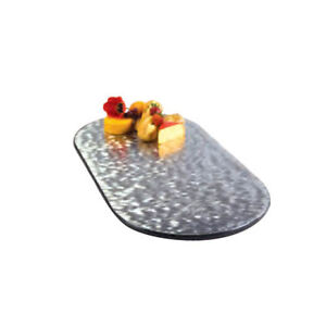 Lakeside 2430 36 x18 Stainless Steel Display Tray W Rubber Feet