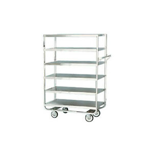 Lakeside 748 21 1 2 wx38 1 2 lx54 1 2 h Stainless Steel Open Tray Truck