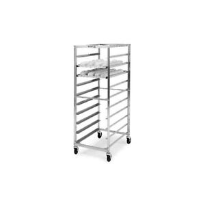 Lakeside 155 Stainless Steel Welded Narrow Opening Sheet Pan tray Rack