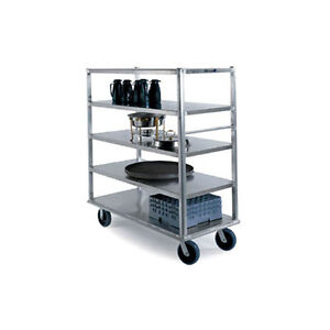 Lakeside 4567 5 Shelf Extreme Duty Queen Mary Banquet Cart