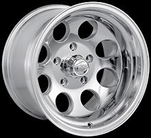 Cpp Ion 171 Wheels Rims 15x10 Fits Chevy S10 Gmc Somoma Blazer Jimmy 4x4 4wd