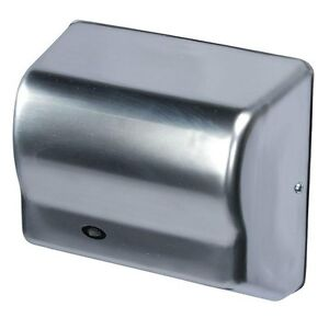 American Dryer Gx1 c Gx Series Automatic Hand Dryer Satin Chrome 110 120v 1500w