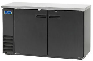Arctic Air Abb60 60 2 Solid Door Back Bar Cooler