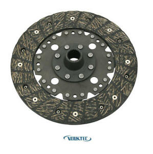 Rigid Type Clutch Disc 1967 On 200mm Vw Volkswagen Beetle Bug Bay Window Van Bus