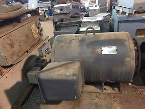Lincoln Electric 300 Hp Motor Model Sd4p300t64y Used