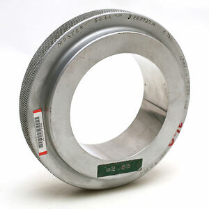 Master 82 65mm 3 253937 X Tol Ring Gauge