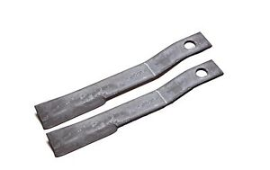 Bush Hog Cutter Blade 7557 Set Of 2