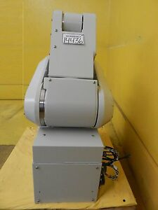 Mitsubishi Rv e14nhc sa06 Industrial Robot Htr Missing Cover Used Working