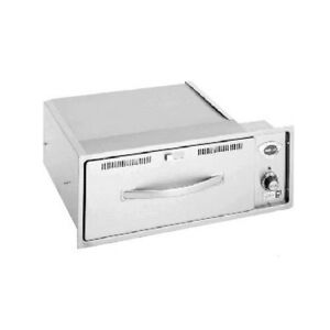 Wells Rw 16hd Built In Single Drawer Warmer Heavy Duty