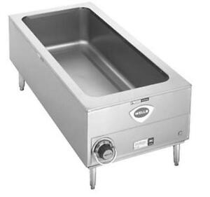 Wells Smpt 27 12in X 27in 1650 Watt Countertop Bain Marie Food Warmer
