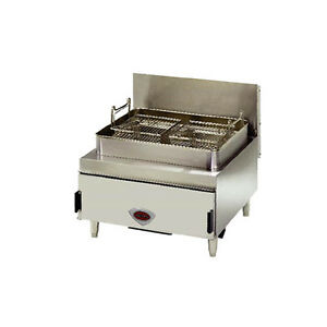 Wells Gf 30 30lb Gas Single Pot Countertop Fryer