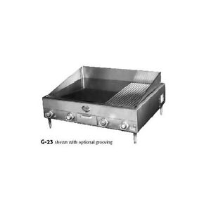 Wells G 23 36 Electric Countertop Griddle 208v
