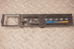 Ac Climate Control Display Panel Toyota Hilux Pickup Truck 4runner Surf Heater D