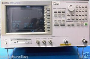 Hp 4352b 10mhz 3ghz Vco pll Signal Analyzer Rf Measurement System Tested