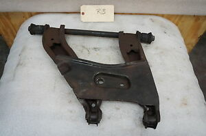 240 280 260 240z Datsun Nissan 280z Rear Lower Control Arm