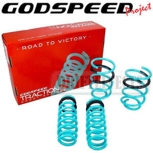 Godspeed Traction S Lowering Springs For Bmw 3 Series 2006 2011 E90 328i 335i