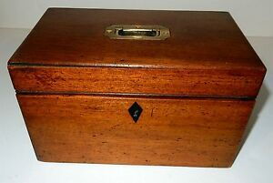 Beautiful Antique Georgian English Document Box