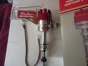 Mallory 57 Series Ford 351w 5768701a Magnetic Breakerless Distributer