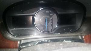 Ford Edge Speedometer Kph Two Outboard 4 2 Lcd Displays In Cluster 13 16k1159