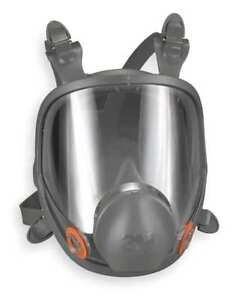 Full Facepiece Reusable Respirator 6900 Large 3m 6900