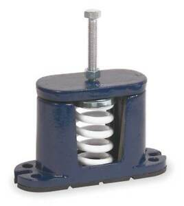 Floor Mount Vibration Isolator spring Mason 5c133