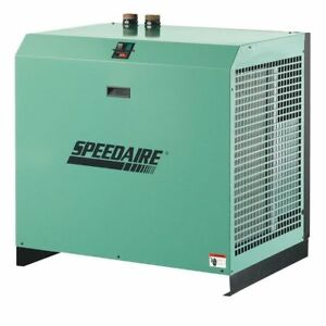 Compressed Air Dryer Speedaire 4nmj2