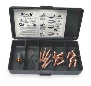 Victor Thermal Dynamics 5 2552 Plasma Torch Consumable Kit 50 55 Amps