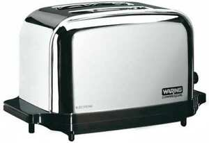 Waring Commercial Wct702 2 slice Light Duty Toaster
