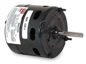 Hvac Motor 1 15 Hp 1550 Rpm 115v