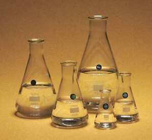 United Scientific Fgset5 Glass Flask pk5